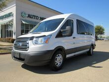 2015_Ford_Transit_350 Wagon Med. Roof XLT w/Sliding Pass. 148-in. WB,Back-Up Camera,Bluetooth Connection_ Plano TX