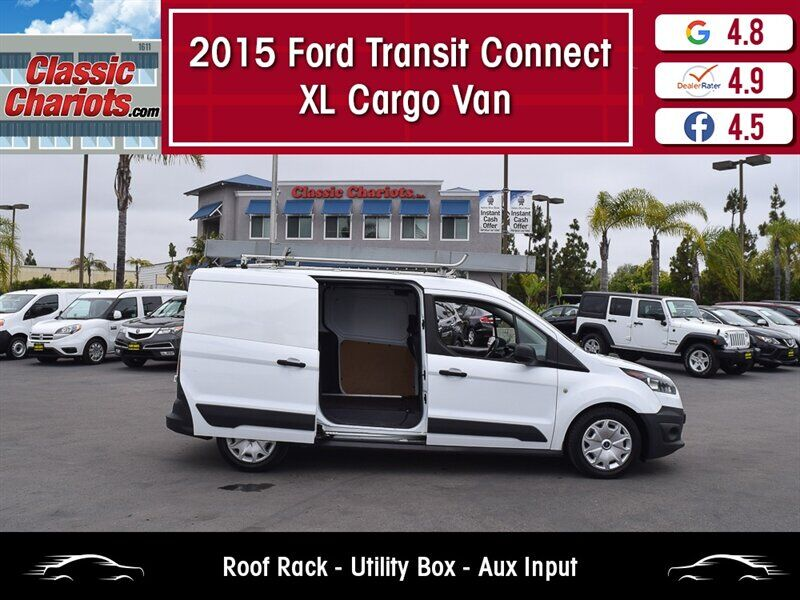 2015 Ford Transit Connect Cargo Van XL