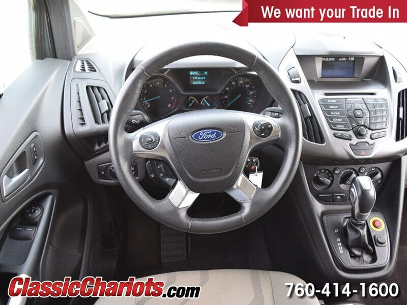 2015 Ford Transit Connect Cargo
