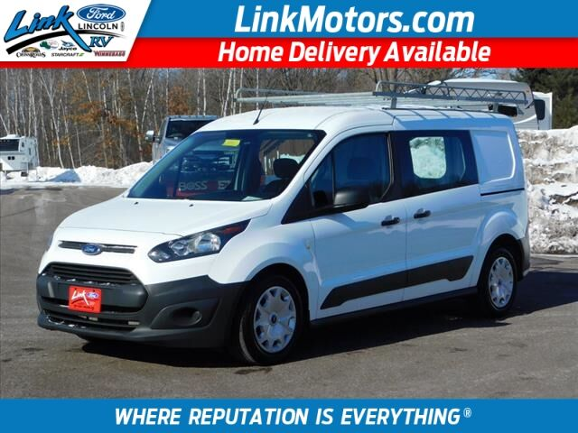 2015 Ford Transit Connect Cargo XL Rice Lake WI