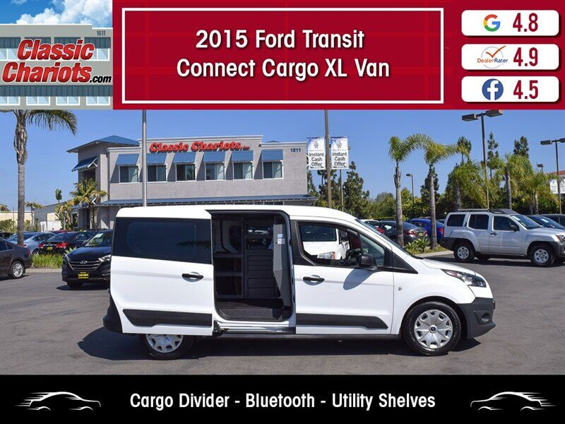 2015 Ford Transit Connect Cargo XL Van