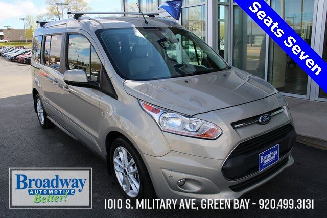 2015 Ford Transit Connect Titanium Green Bay WI
