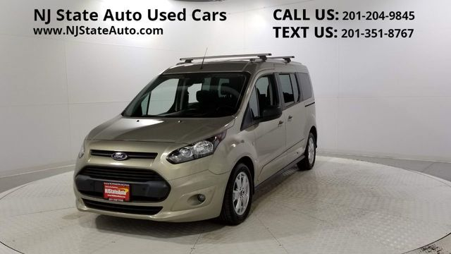 2015 Ford Transit Connect Wagon 4dr Wagon LWB XLT Jersey City NJ