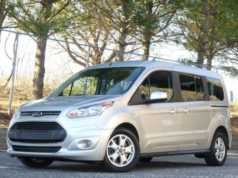 2015 Ford Transit Connect Wagon Titanium Sykesville MD
