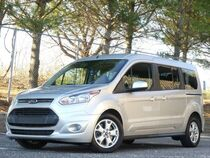 Ford Transit Connect Wagon Titanium 2015