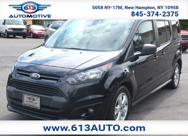 2015 Ford Transit Connect Wagon XLT LWB 3rd Row Seating 7 Passenger Ulster County NY