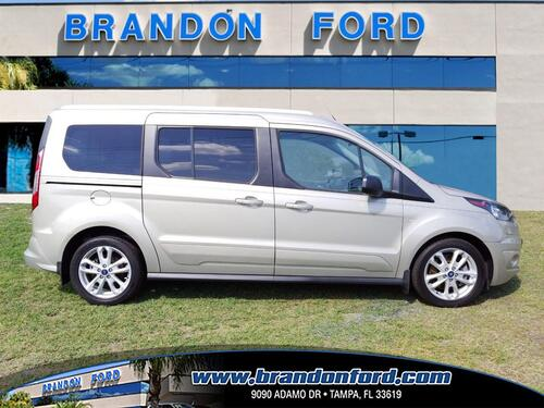 2015 Ford Transit Connect Wagon XLT Tampa FL