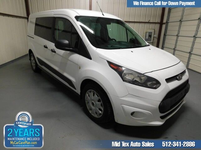 2015 Ford Transit Connect XLT Austin TX