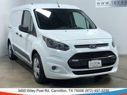 2015_Ford_Transit Connect_XLT LWB AUTOMATIC REAR CAMERA PARKING DISTANCE CONTROL CRUISE CONTROL_ Carrollton TX