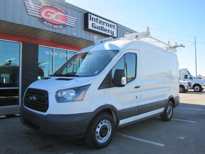 2015 Ford Transit T-150 Cargo Van Medium Roof Collinsville OK