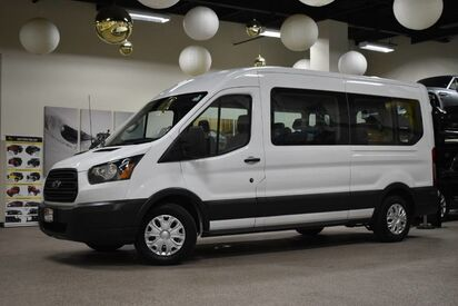 2015_Ford_Transit T-350_XLT 12 Passenger_ Boston MA