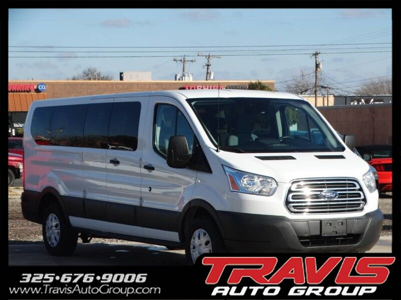 used 2015 ford transit wagon t 350 in abilene tx. Black Bedroom Furniture Sets. Home Design Ideas