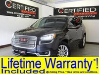 GMC Acadia DENALI 2ND ROW CAPTAIN CHAIRS NAVIGATION PANORAMIC ROOF BLIND SPOT ASSIST H 2015
