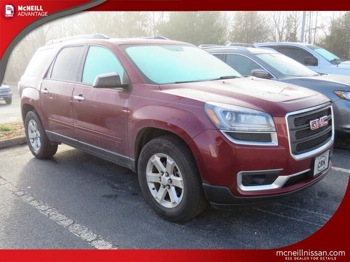 2015 GMC Acadia SLE High Point NC