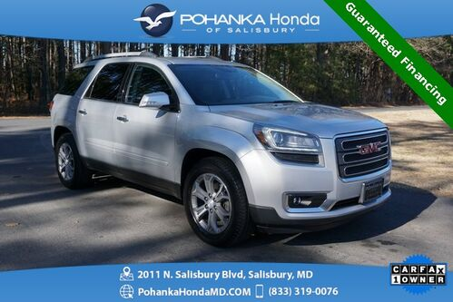 2015_GMC_Acadia_SLT-1 AWD ** GUARANTEED FINANCING ** 3RD ROW SEATING **_ Salisbury MD