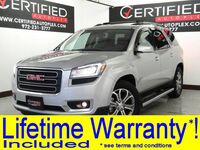 GMC Acadia SLT-1 AWD NAVIGATION SUNROOF LEATHER HEATED SEATS CAPTAIN CHAIRS 2015