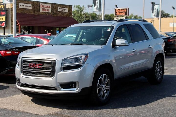 2015 GMC Acadia SLT Fort Wayne Auburn and Kendallville IN