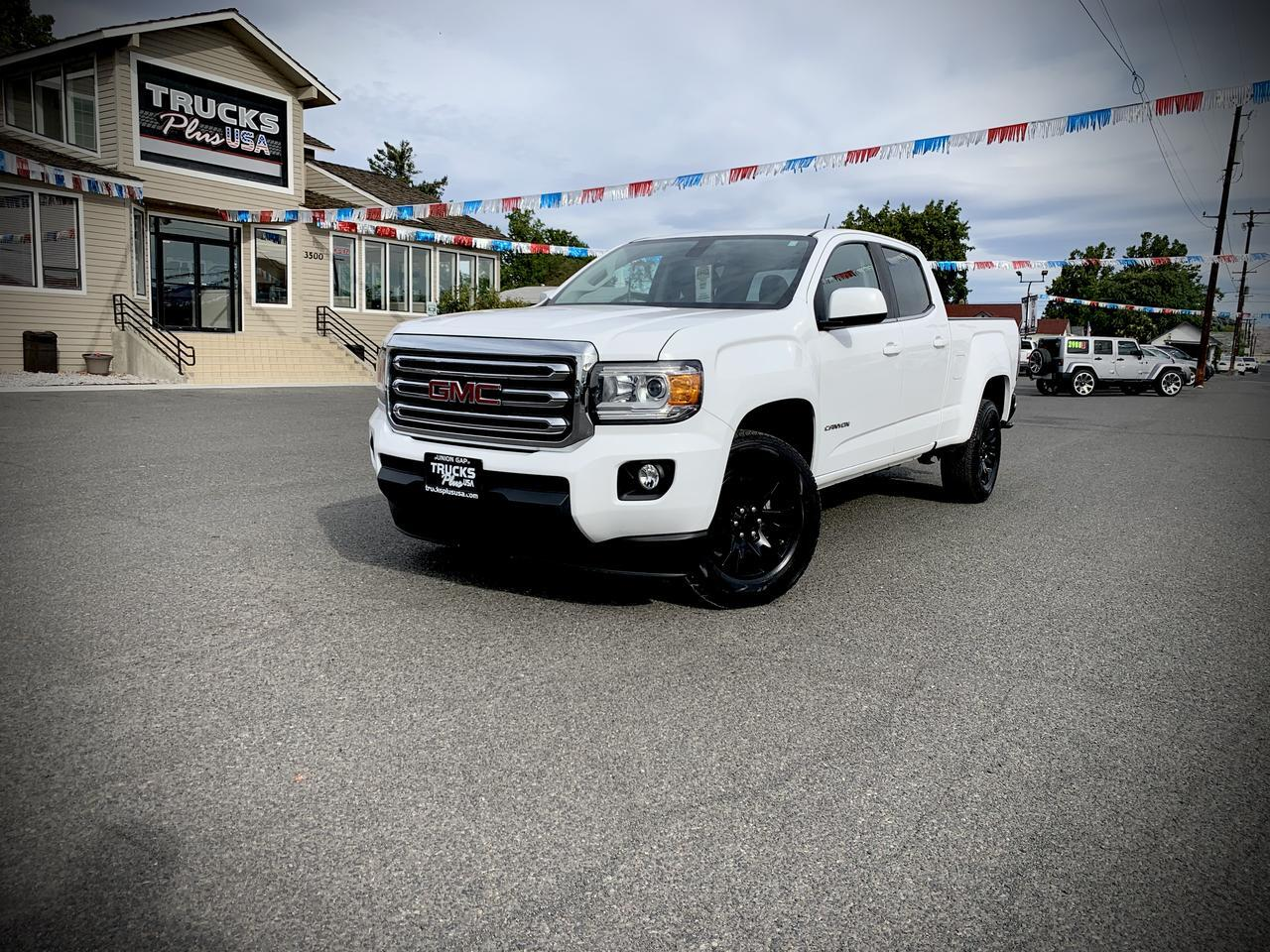 2015 GMC Canyon 2WD SLE