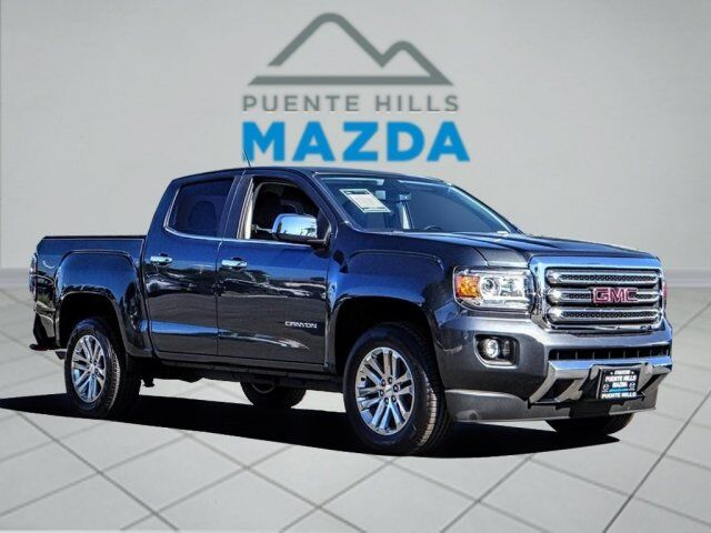 2015 GMC Canyon 2WD SLT City of Industry CA