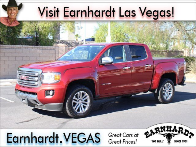 2015 GMC Canyon 2WD SLT Las Vegas NV