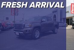 2015_GMC_Canyon_2WD SLT_ Mission TX