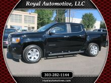 2015_GMC_Canyon_4WD SLE_ Englewood CO