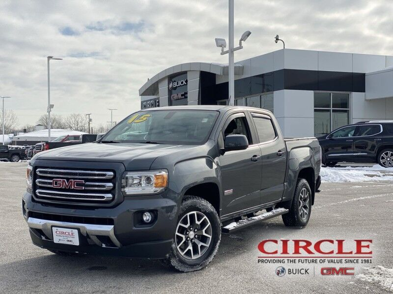 2015 GMC Canyon 4WD SLE Highland IN