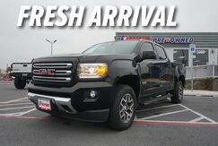 2015_GMC_Canyon_4WD SLE_ Mission TX