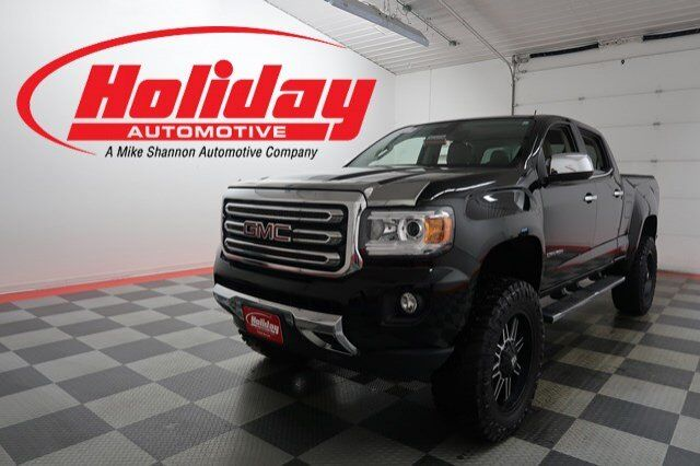vehicle details 2015 gmc canyon at holiday automotive fond du lac holiday automotive. Black Bedroom Furniture Sets. Home Design Ideas