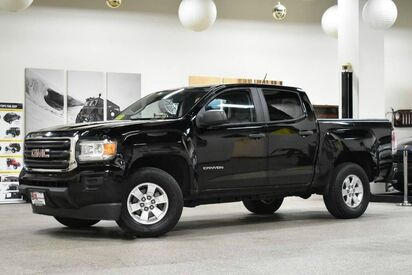 2015_GMC_Canyon_Crew Cab_ Boston MA