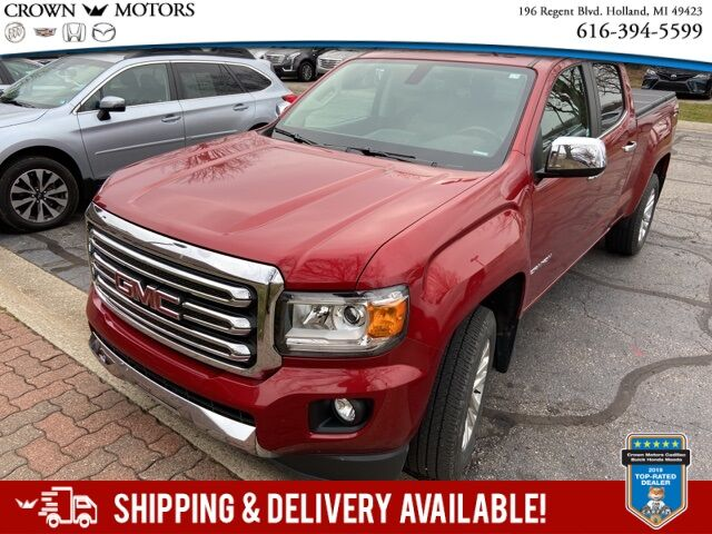 2015 GMC Canyon SLT Holland MI