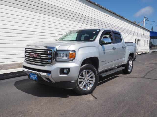 2015 GMC Canyon SLT Portsmouth NH