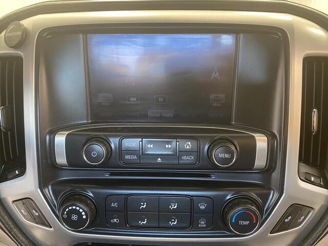 2015 GMC SIERRA 2500 CREW CAB 4X4 SLE Bridgeport WV