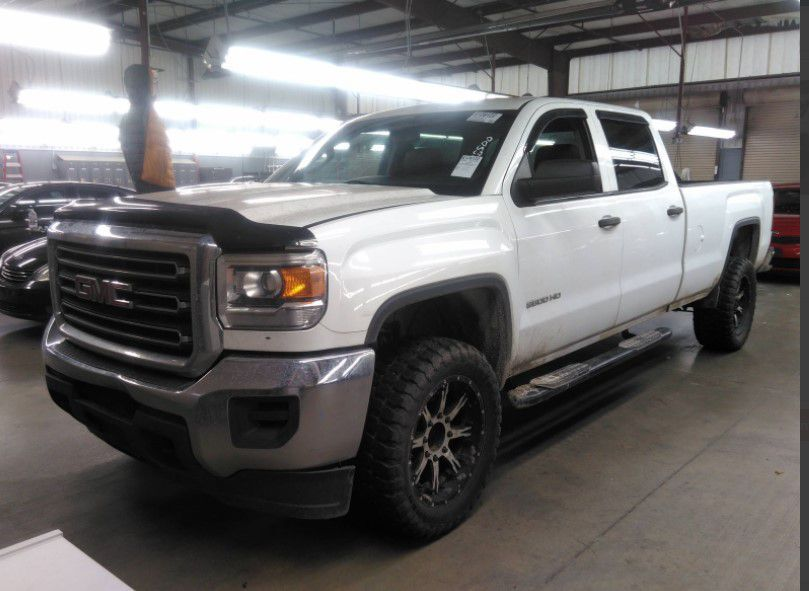 2015 GMC SIERRA 2500 HEAVY DUTY Columbus OH