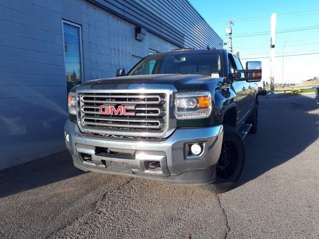 2015 GMC SIERRA 2500 SLT | 6.0L V8 | CREW CAB Calgary AB