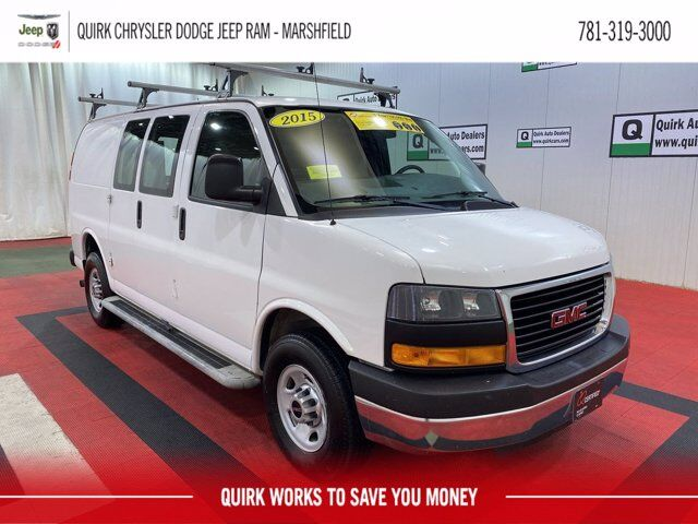 2015 GMC Savana Cargo Van BASE Marshfield MA