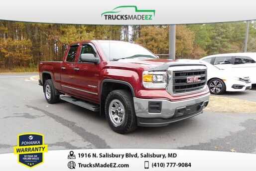 2015_GMC_Sierra 1500_Base_ Salisbury MD