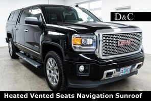 2015_GMC_Sierra 1500_Denali Heated Vented Seats Navigation Sunroof_ Portland OR
