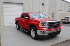 2015_GMC_Sierra 1500_SLE 5.3L V8 4WD Z71 Crew Cab Truck One Owner_ Knoxville TN