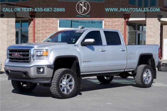 2015 GMC Sierra 1500 SLE Crew Cab Short Box 4WD Huntington UT