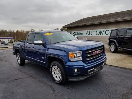 2015 GMC Sierra 1500 SLE Double Cab 4WD Richmond IN