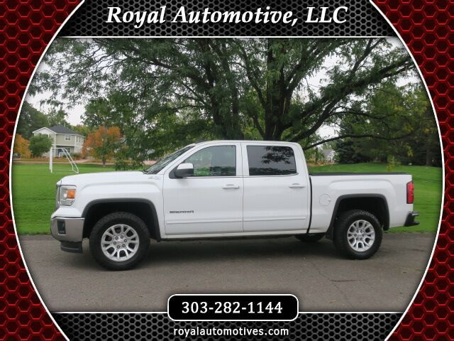 2015 GMC Sierra 1500 SLE Englewood CO