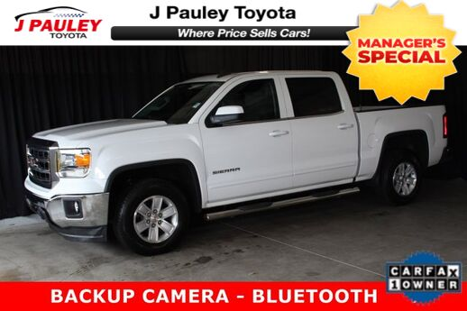 2015 GMC Sierra 1500 SLE Fort Smith AR