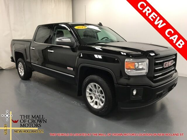 2015 GMC Sierra 1500 SLE Holland MI