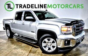 2015_GMC_Sierra 1500_SLE REAR VIEW CAMERA, BLUETOOTH, LEATHER AND MUCH MORE!!!_ CARROLLTON TX