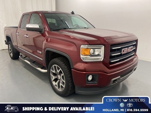 2015 GMC Sierra 1500 SLT All Terrain 4WD Holland MI