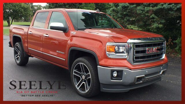 2015 GMC Sierra 1500 SLT Battle Creek MI