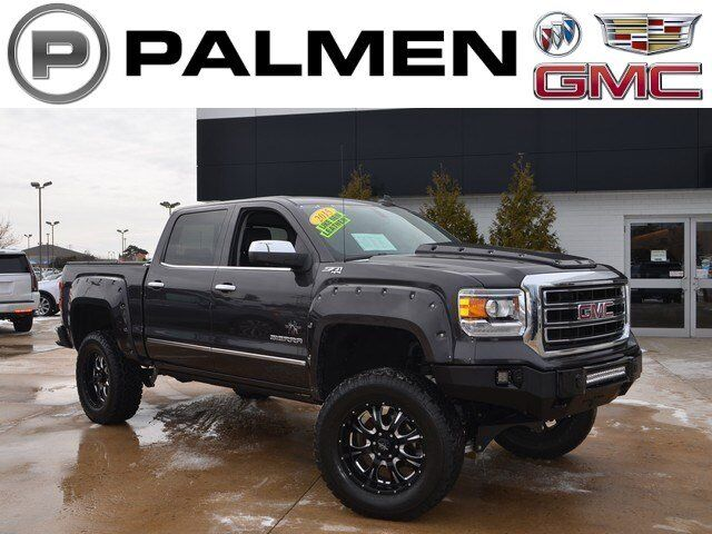 2015 GMC Sierra 1500 SLT Black Widow Kenosha WI