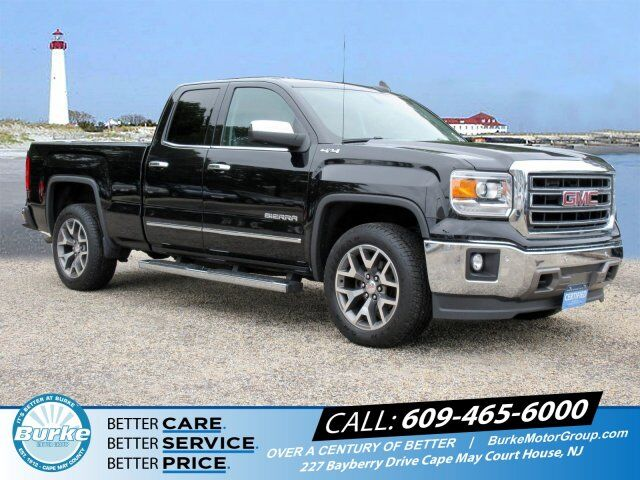 2015 GMC Sierra 1500 SLT South Jersey NJ