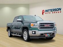 2015_GMC_Sierra 1500_SLT **Certified Pre-Owned Warranty_ Wichita Falls TX